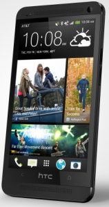HTC ONE Zwart