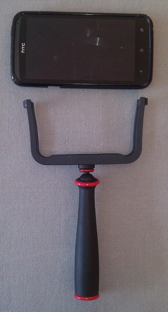 HTC One x - boven Slingshot