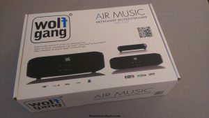 Wolfgang Air Music - Box