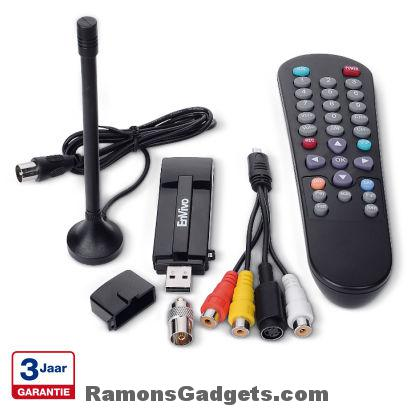 Envivo - USB hybrid TV Stick
