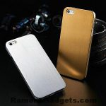 Category-Luxe Aluminium iPhone 5 Case