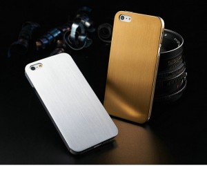 Luxe Aluminium iPhone 5 Case 0.3 mm