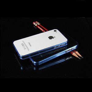 iPhone 4 - 4s Bumper - Blauw