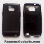 Product-Samsung Galaxy S2 Silicone Case Zwart