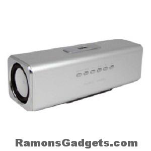 Soundbox MP3 FM Radio MicroSD USB