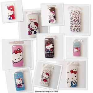 Product-iphone 5 case HELLO KITTY