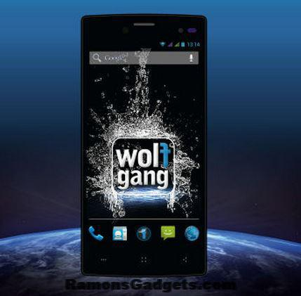 Wolfgang AT-AS50SE Aldi telefoon