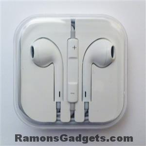 iPhone Headset met Microfoon en Volumeregeling