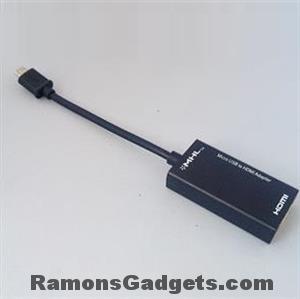 MHL naar HDMI adapter