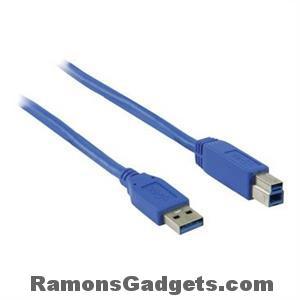 USB3 3m USB A Male naar USB B male