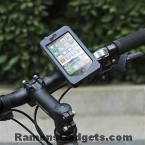 iPhone5 water en dirtproof fiets telefoonhouder Bike5