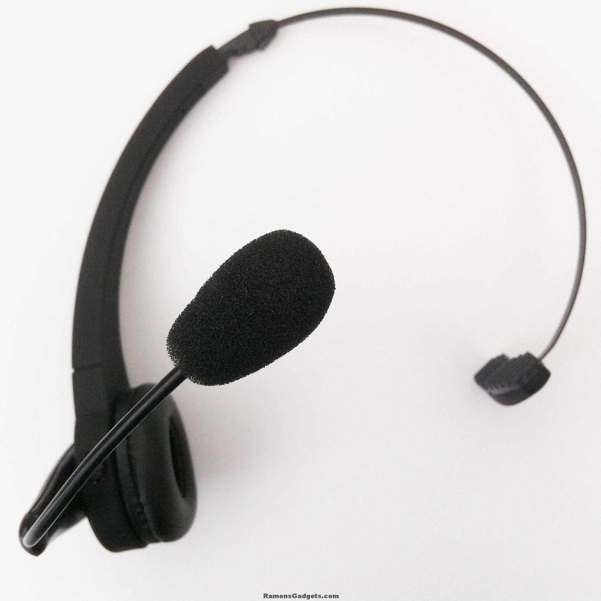 Bluetooth Headset Voor Smartphone, Gaming, Skype, Lync, Ps3 Etc