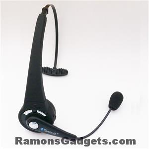 Bluetooth headset voor smartphone, gaming, skype, lync etc