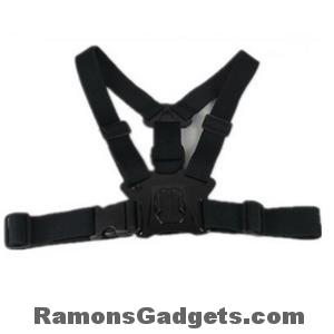 GoPro-Hero3-Chest-Strap-Borstharnas-bevestiging