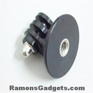 GoPro-Hero3-Tripod-mount-adapter-bevestiging