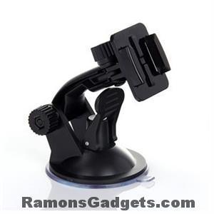 GoPro-Hero3-autohouder-dashboard-houder-zuignap