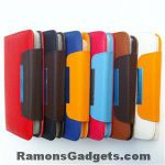 Universele Bookcase Flipcase 4.7, 4.8, 4.9 5.0, 5.1, 5.2, 5.3 inch