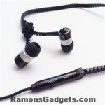 ShredPhones - iPhone - iPhone headset met ritssluiting - Tangle free
