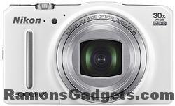Digitale camera Nikon Coolpix S9700 30x zoom GPS Wifi