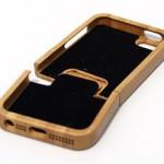 Woodiful - iphone 5 5s wood - hout - bamboe case