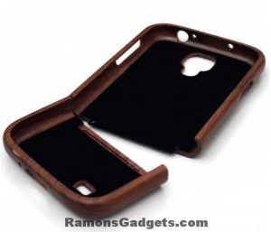 houten case samsung galaxy s4 - woodiful