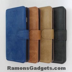 iPhone6Plus-Lederen-Flipcase-Bookcase-Wallet