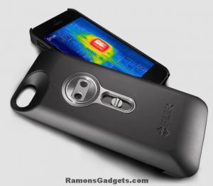 FlirOne Thermo - warmte camera iphone 5 / 5s IR