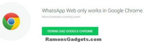 Whatsapp-Web-Messenger-Chrome-Only