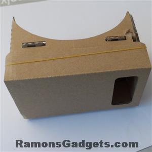 Google Cardboard, Virtual Reality Bril, VR Bril