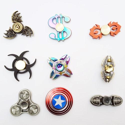 Luxe Fidget Spinners