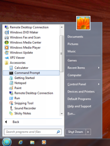 Classic Shell Windows 8 start menu