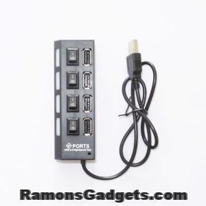 USB Hub 4