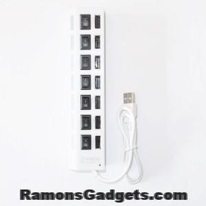 USB hub 7