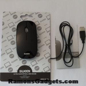 USB Muis voor Laptop - desktop 1000 dpi (2)