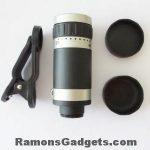 Zoomlens-1 8x optische zoom voor smartphone