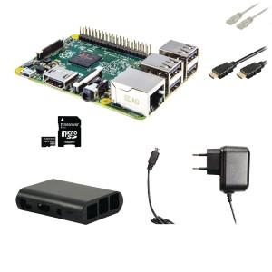 RaspBerry-Pi 2 - Model B Starter Kit