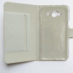 Flipcase met steun Samsung Galaxy J5 - Bling Bling