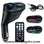 MP3 speler - FM transmitter voor auto