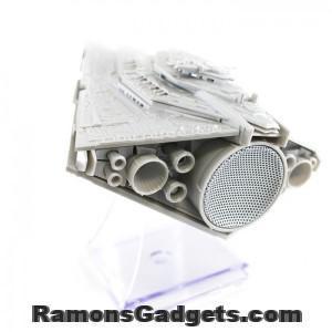millennium falcon bluetooth speaker manual