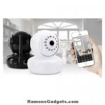 Beweegbare IP Camera - Wifi - MicroSD - Babyfoon Baby monitor
