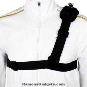Shoulder Chest mount - schouder harnas gopro action cam
