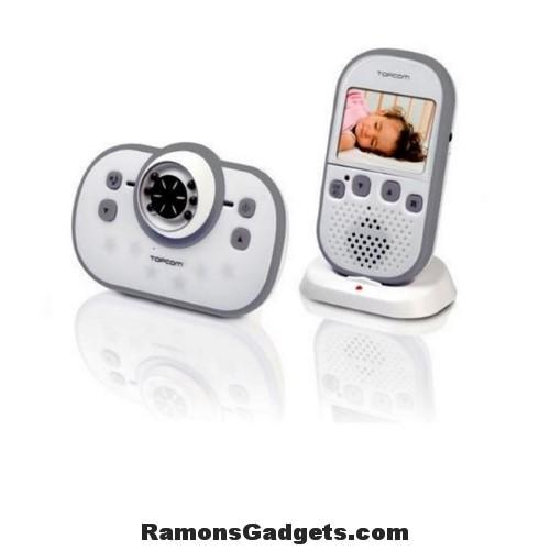 topcom baby video monitor ks-4242 4200