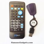 IR PC Remote Control - Afstandsbediening - mediabox - android stick