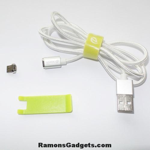 WSKen Mini 2 - Micro USB kabel met magneet stekker