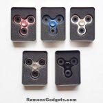 Fidget Spinner - Metal de Luxe