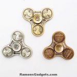 Fidget Spinner - One Cent Metal