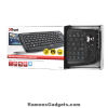 Trust Wireless Multimedia Keyboard - Adura