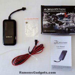 GPS Tracker - Motor - Auto