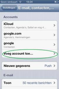 Google Calendar for iPhone