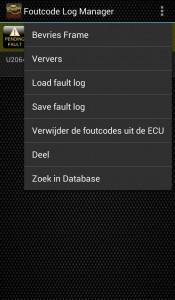 TORQUE - Android programma voor ELM OBD koppeling (1)